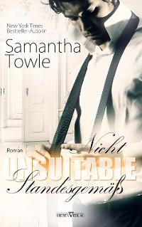 Cover Unsuitable - Nicht standesgemäß