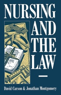 Cover Nursing and the Law