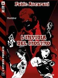 Cover L'invidia del mostro