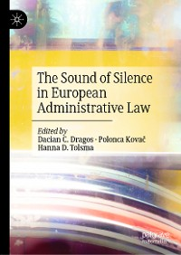Cover The Sound of Silence in European Administrative Law