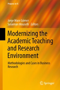 Cover Modernizing the Academic Teaching and Research Environment