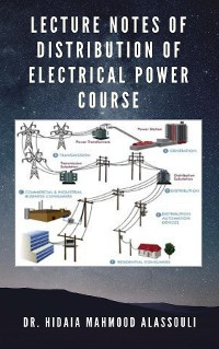 Cover Lecture Notes of Distribution of Electrical Power Course