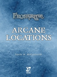 Cover Arcane Locations