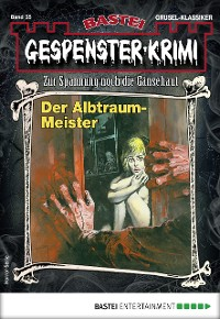 Cover Gespenster-Krimi 35 - Horror-Serie