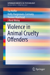 Cover Violence in Animal Cruelty Offenders