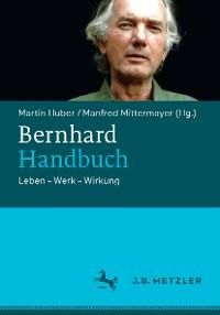 Cover Bernhard-Handbuch