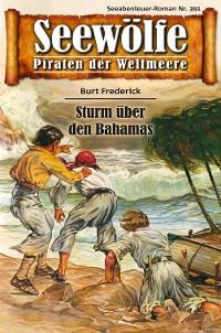 Cover Seewölfe - Piraten der Weltmeere 391