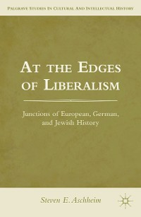 Cover At the Edges of Liberalism