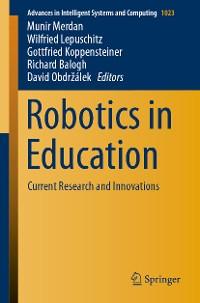 Cover Robotics in Education