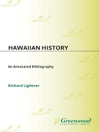 Cover Hawaiian History