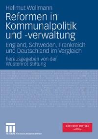 Cover Reformen in Kommunalpolitik und -verwaltung
