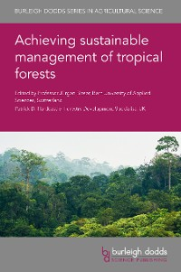 Cover Achieving sustainable management of tropical forests
