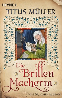 Cover Die Brillenmacherin