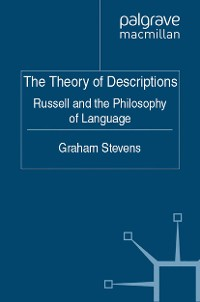 Cover The Theory of Descriptions