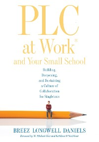 Cover PLC at Work® and Your Small School