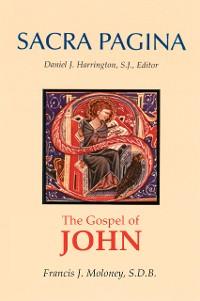 Cover Sacra Pagina: The Gospel of John