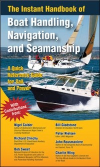 Cover Instant Handbook of Boat Handling, Navigation, and Seamanship