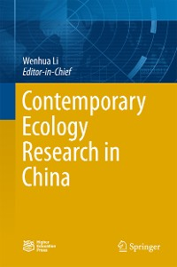 Cover Contemporary Ecology Research in China