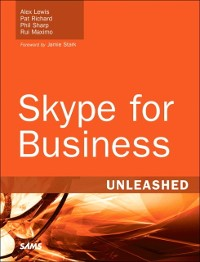 Cover Skype for Business Unleashed
