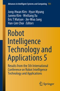 Cover Robot Intelligence Technology and Applications 5