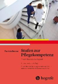 Cover Stufen zur Pflegekompetenz