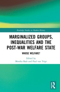 Cover Marginalized Groups, Inequalities and the Post-War Welfare State
