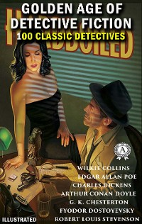 Cover Golden Age of Detective Fiction (Illustrated)