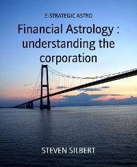 Cover Financial Astrology : understanding the corporation