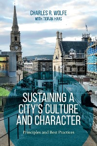 Cover Sustaining a City's Culture and Character
