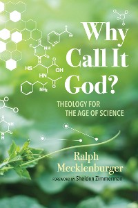 Cover Why Call It God?