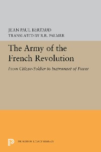 Cover The Army of the French Revolution