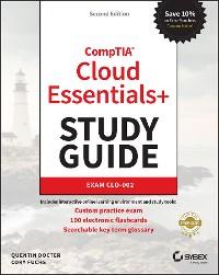 Cover CompTIA Cloud Essentials+ Study Guide