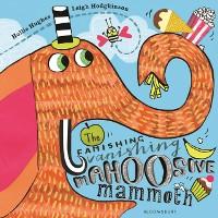 Cover Famishing Vanishing Mahoosive Mammoth