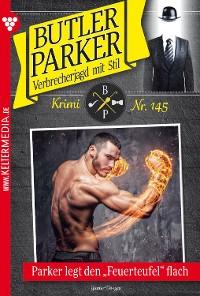 Cover Butler Parker 145 – Kriminalroman
