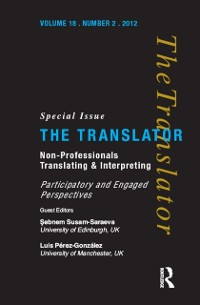 Cover Non-Professional Translating and Interpreting