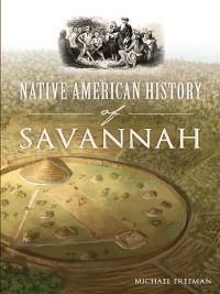 Cover Native American History of Savannah