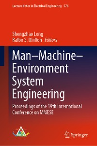 Cover Man–Machine–Environment System Engineering