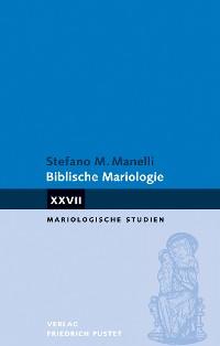 Cover Biblische Mariologie