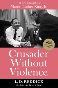 Cover Crusader Without Violence