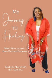 Cover My Journey to Healing