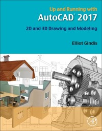 Cover Up and Running with AutoCAD 2017