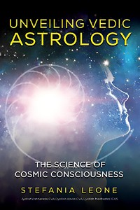 Cover Unveiling Vedic Astrology
