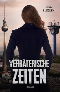 Cover Verräterische Zeiten