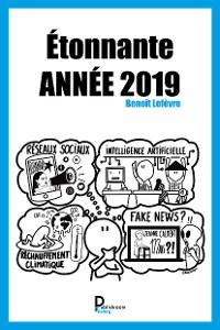 Cover Étonnante année 2019