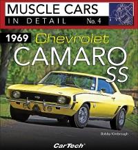 Cover 1969 Chevrolet Camaro SS