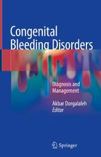 Cover Congenital Bleeding Disorders