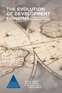 Cover The Evolution of Development Thinking