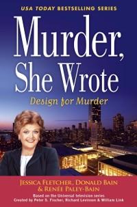 Cover Murder, She Wrote: Design For Murder