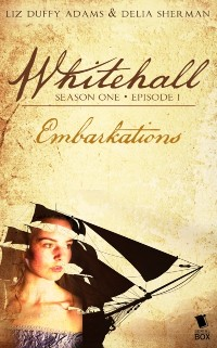 Cover Embarkations (Whitehall Season 1 Episode 1)