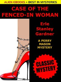 Cover Case of the Fenced-In Woman